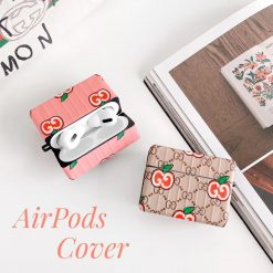 Gucci Style Apple Protective Case For Apple Airpods 1 & 2 & Pro - Casememe