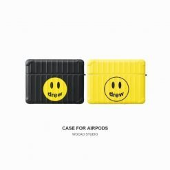 Drew House Style Box Protective Case For Apple Airpods 1 & 2 & Pro - Casememe