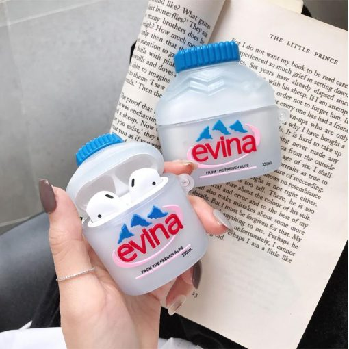 Evina Water Silicone Protective Case For Apple Airpods 1 & 2 & Pro - Casememe