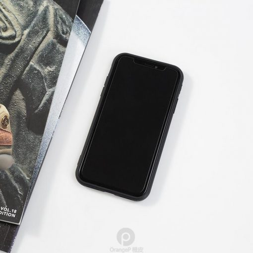 Vetements Style Silicone Shockproof Protective Designer iPhone Case For iPhone 12 SE 11 Pro Max X XS Max XR 7 8 Plus - Casememe