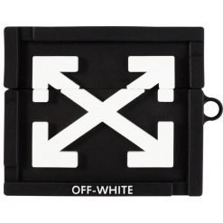 Off White Style Silicone Protective Case For Apple Airpods 1 & 2 & Pro - Casememe