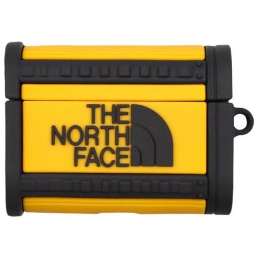 The North Face Style Silicone Protective Case For Apple Airpods 1 & 2 & Pro - Casememe