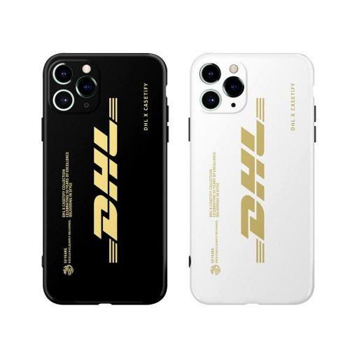 DHL Style Electroplating Glossy TPU Silicone Designer iPhone Case For iPhone 12 SE 11 Pro Max X XS XS Max XR 7 8 Plus - Casememe
