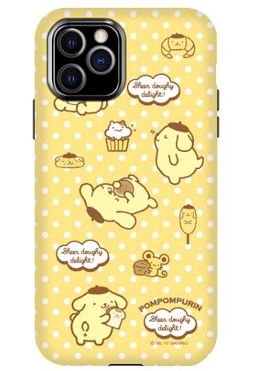 Hello Kitty Style Melody Double Layer Silicone Designer iPhone Case For iPhone SE 11 Pro Max X XS XS Max XR 7 8 Plus - Casememe
