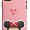 Disney Style Mickey Minnie Mouse Silicone Designer iPhone Case For iPhone SE 11 Pro Max X XS XS Max XR 7 8 Plus - Casememe