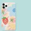 Floral Cute Silicone Designer iPhone Case For iPhone SE 11 Pro Max X XS XS Max XR 7 8 Plus - Casememe