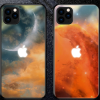 Dawn Sunset Luminating Light Tempered Glass Designer iPhone Case For iPhone SE 11 Pro Max X XS XS Max XR 7 8 Plus - Casememe