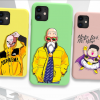 Dragon Ball Style Silicone Designer iPhone Case For iPhone SE 11 Pro Max X XS XS Max XR 7 8 Plus - Casememe