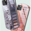 Naked Eyeshadow Pallete Tempered Glass Round Designer iPhone Case For iPhone SE 11 Pro Max X XS XS Max XR 7 8 Plus - Casememe