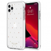 Polka Dots Clear Silicone Designer iPhone Case For iPhone SE 11 Pro Max X XS XS Max XR 7 8 Plus - Casememe