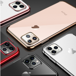 Luxury Ultrathin Tempered Glass Bumper Frame Designer iPhone Case For iPhone 12 SE 11 Pro Max X XS XS Max XR 7 8 Plus - Casememe