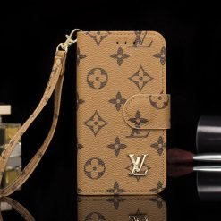 MORE COLORS Louis Vuitton Style Wallet Magnetic Cardholder Designer iPhone Case For iPhone X XS XS Max XR 7 8 Plus - Casememe