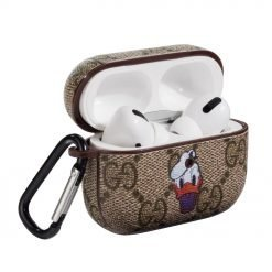 GC Style Donald Duck Leather Protective Case For Apple Airpods Pro - Casememe