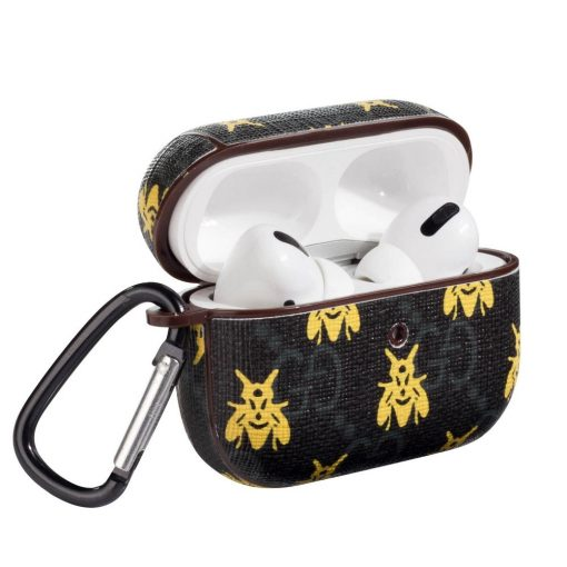 GC Style Black Bee Protective Case For Apple Airpods Pro - Casememe