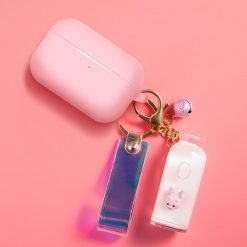Bottle Keychain Pig Silicone Protective Case For Apple Airpods Pro - Casememe