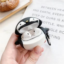 Cute Plan Silicone Protective Case For Apple Airpods 1 & 2 - Casememe