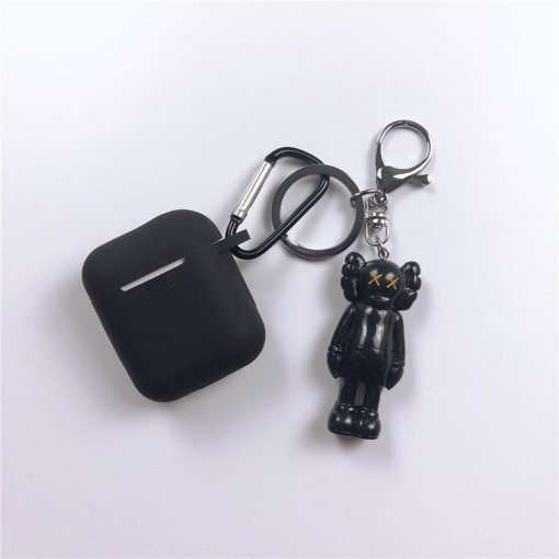 KAWS Style MORE COLORS Silicone Protective Shockproof Case For Apple Airpods 1 & 2 - Casememe