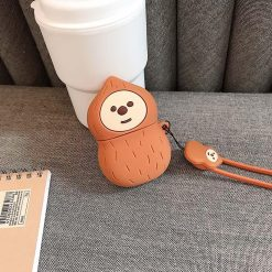 Peanut Man Silicone Protective Case For Apple Airpods Pro - Casememe