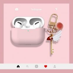 Sailor Moon Style Silicone Protective Case For Apple Airpods Pro - Casememe
