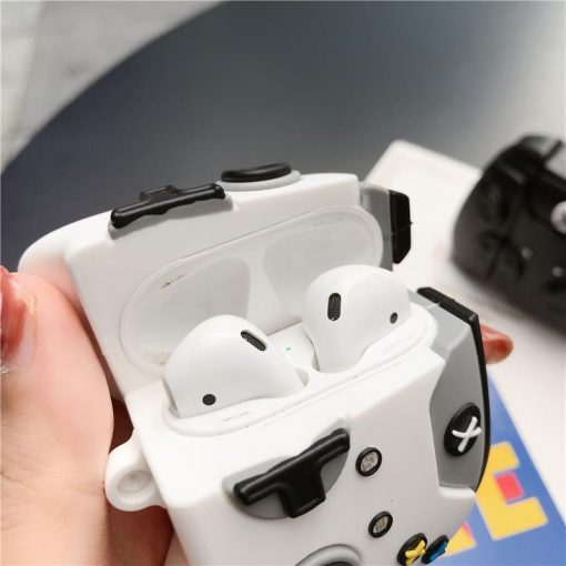 Gameboy Xbox Silicone Protective Case For Apple Airpods Pro - Casememe