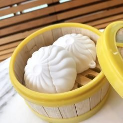 Xiaolongbao Steamed Bun Chinese Food Lover Protective Shockproof Case For Apple Airpods 1 & 2 - Casememe