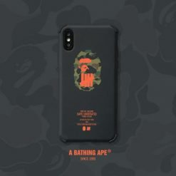 Bape Style Corner Protection Shockproof Protective Designer iPhone Case For iPhone SE 11 Pro Max X XS Max XR 7 8 Plus - Casememe