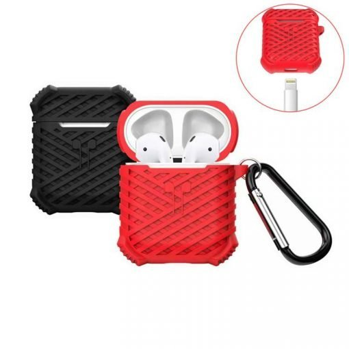 Extra Protection Silicone Designer Protective Shockproof Case For Apple Airpods 1 & 2 - Casememe