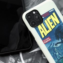 ALIEN Soft Silicone Shockproof Protective Designer iPhone Case For iPhone SE 11 Pro Max X XS Max XR 7 8 Plus - Casememe