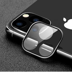 Titanium Lens Protection Tempered Glass Shockproof Designer iPhone Lens Case For iPhone 12 11 Pro Max - Casememe