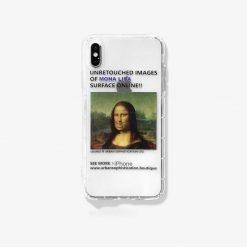 Funny Paiting Clear Silicone Shockproof Protective Designer iPhone Case For iPhone SE 11 Pro Max X XS Max XR 7 8 Plus - Casememe