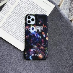 Off-White Style Silicone Protective Designer iPhone Case For iPhone 12 SE 11 Pro Max X XS Max XR 7 8 Plus - Casememe