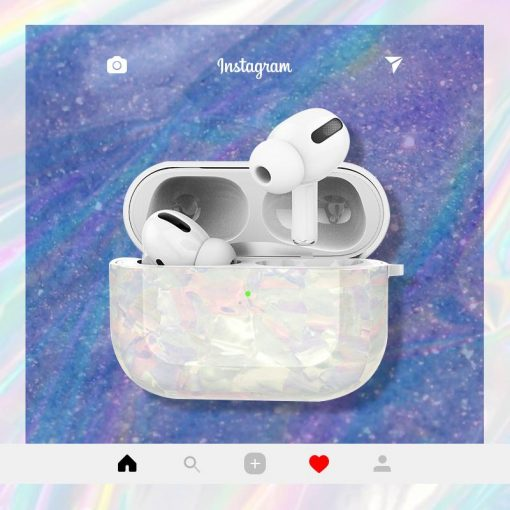 Shell Shine Hard Protective Case For Apple Airpods Pro - Casememe
