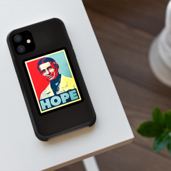Antony Fauci Hope Designer iPhone Case For iPhone SE 11 Pro Max X XS Max XR 7 8 Plus - Casememe