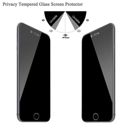 BEST Privacy 9H Tempered Glass Quality Anti Spy Ultra Thin Screen Protector Film For iPhone SE 11 Pro Max X XS Max XR 7 8 Plus - Casememe