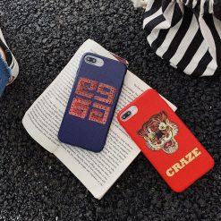 Luxury Givenchy Style Soft Silicone Ultra Thin Designer iPhone Case For iPhone SE 11 PRO MAX X XS XS Max XR - Casememe