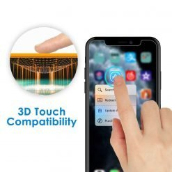 Techypop 9H Tempered Glass Screen Protector