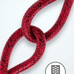 Techypop.com [2-Pack] 6ft/1.8m Premium Nylon Lightning Cable MFi Certified for All iPhone Devices